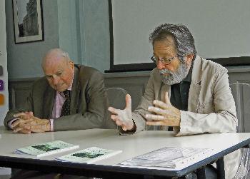 Prés. Dubois et M. Estève