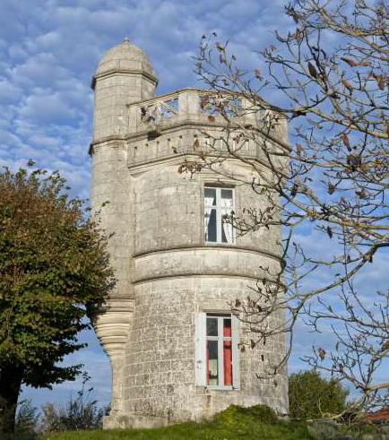 Moulin de la Tour de Poupot - St-Fort sur Gironde